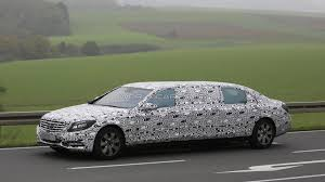 mercedes maybach s class pullman set for 2015 geneva motor show reveal