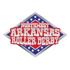 Arkansas travel logos images Northwest arkansas roller derby wftda png