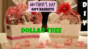 mothers day gift baskets dollar tree s day gift baskets diy easy affordable