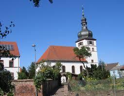 Bad Bergzabern Plz Liste Der Kirchen Und Klöster In Rheinland Pfalz