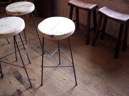 Wooden Bar Stool Uk Stools Acceptable Vintage Wood Metal Bar Stools Bewitch