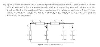 b figure 2 shows an electric circuit comprising chegg com