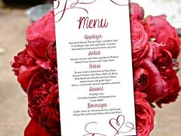 best 25 wedding menu template ideas on pinterest diy wedding