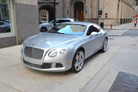gold chrome bentley 2012 bentley continental gt stock gc1242a for sale near chicago