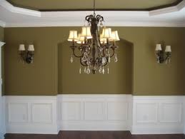 dining room molding ideas dining room picture frame molding free home decor