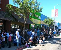 Thrift Shop Los Angeles Ca California Fool U0027s Gold Exploring Little Ethiopia At The Amoeblog