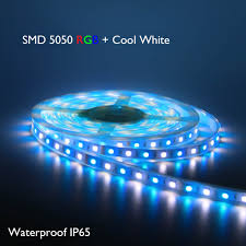 rf remote 5m 10m 20m 30m 40m rgbw 5050 led strip light flexible