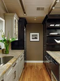Galley Kitchen Open To Living Room Rooms Viewer Hgtv
