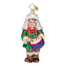 radko ornaments religious ornament drummer boy