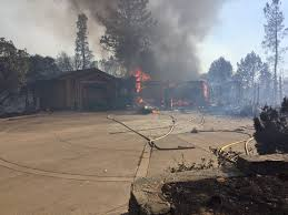 Wildfire Sacramento Area by Photos Wildfire Ignites Near Lake Oroville