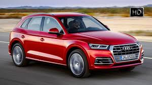 suv audi 2017 audi q5 tfsi quattro red suv road test drive hd video youtube