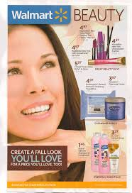 Revlon Hair Color Coupons Walmart U201cbeauty U201d Insert Coupons In Today U0027s Paper