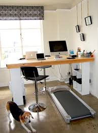 my dream workspace treble in the kitchen