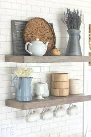 open kitchen shelves decorating ideas kitchen shelves decorating ideas astounding farm kitchen decor best