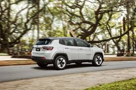jeep compass 2017 euro spec 2017 jeep compass detailed priced from u20ac24 900