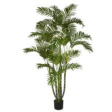 silk artificial areca palm trees areca palm tree areca plants
