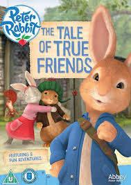 rabbit dvds rabbit the tale of true friends dvd kids