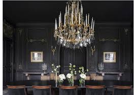 Luxury Dining Rooms With Golden Details - Luxury dining rooms