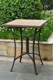 Resin Patio Furniture resin patio tables foter