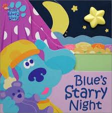blue u0027s starry night baby blue u0027s clues jenny miglis