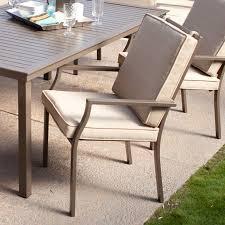Bellagio Patio Furniture Outdoor Coral Coast Bellagio Cushioned Patio Dining Chair Set Of