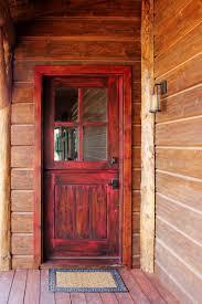 Front Door Color Best 25 Red Front Doors Ideas On Pinterest Exterior Door Trim