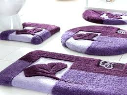 Bathroom Rugs And Accessories Pink And Purple Bathroom Sets Mauve Bathroom Accessories
