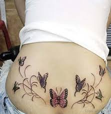 60 amiable back tattoos for women