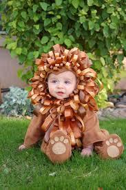 Baby Lion Costume Diy Baby Lion Costume