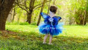 butterfly halloween costume royal blue monarch butterfly wings dress up or birthday