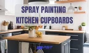 what of paint used for kitchen cabinets want to find out how to spray paint kitchen cabinets like a pro