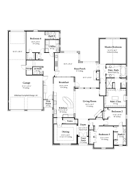 French Cottage Floor Plans Greenbrier French Country Cottage Floor Plan Floor Plans For