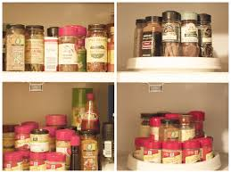 Flat Spice Rack Home Improvement Before U0026 After Adorned With Love
