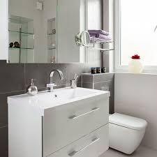 Small Bathroom Grey Tiles Bathroom Stylish Storage For Small Bathrooms In The Latest Style