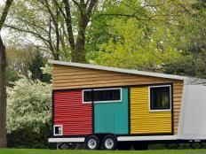 13 cool tiny houses on wheels hgtv