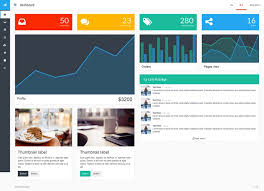 bootstrap sites templates 20 admin dashboard templates free download for your web applications