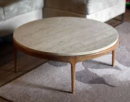 round wood coffee table rustic brilliant circle coffee table best ideas about round tables for
