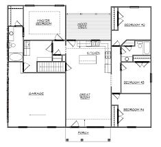 bungalow house plans with basement walkout bungalow floor plans meze