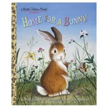 home for a bunny golden books reprint hardcover by