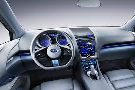 subaru concept cars subaru brings impreza concept to 2010 la auto show autoevolution