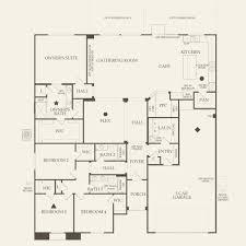 ranch floor plans with 3 car garage plan 1 bristol at serrano ranch in jurupa valley california pulte