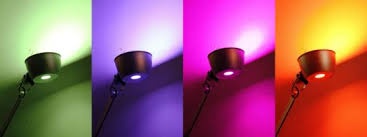 philips hue light fixtures philips hue the coloured led bulb turns a desk l into a fixture