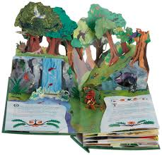 the jungle book a pop up adventure classic collectible pop ups