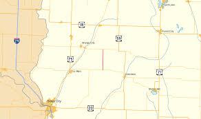 Iowa State University Map Iowa Highway 143 Wikipedia
