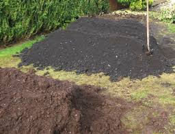 vegetable garden soil means lots of organic compost