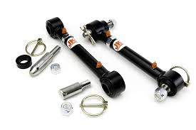 jeep jk suspension amazon com jks 2034 front swaybar quicker disconnect system for