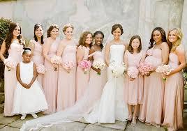 blush colored bridesmaid dress blush pink bridesmaid dresses 2017 wedding ideas magazine