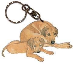 australian shepherd keychain rhodesian ridgeback wooden dog breed keychain key ring