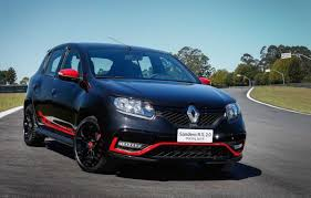 renault america renault sandero r s brings back the rawness of hatch