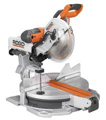 home depot ridgid saw stand black friday ridgid ms1290lza saw 12 inch compound sliding miter with laser